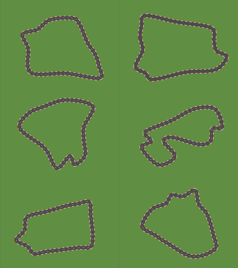 How To Generate Procedural Racetracks